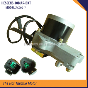 New Product High Quality Throttle Motor For PC200-7/PC220-7/PC220LC-7/PC300-7/PC360-7 7834-41-2000/2002 7834-41-3002/3003