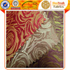 Floral pattern woven chinese wedding table cloth fabric jacquard