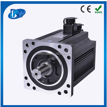 Industrial sewing machine ac servo motor 1500rpm for Industrial servo motor price
