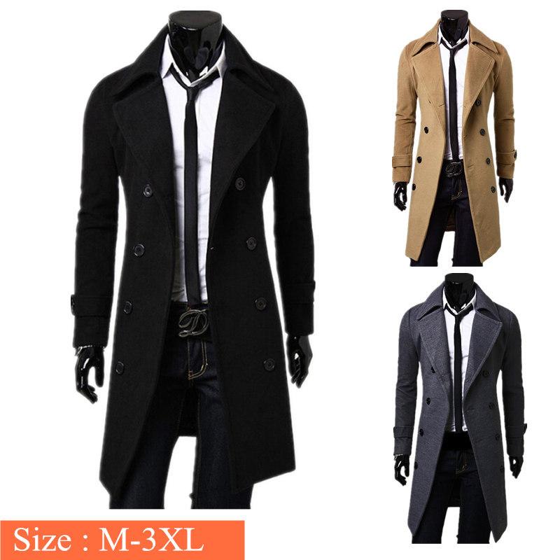 Mens Long Coat Sale | Han Coats