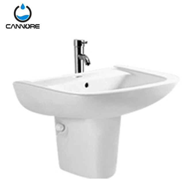 Above Counter Wall Hung Clinical Wash Hand Basin