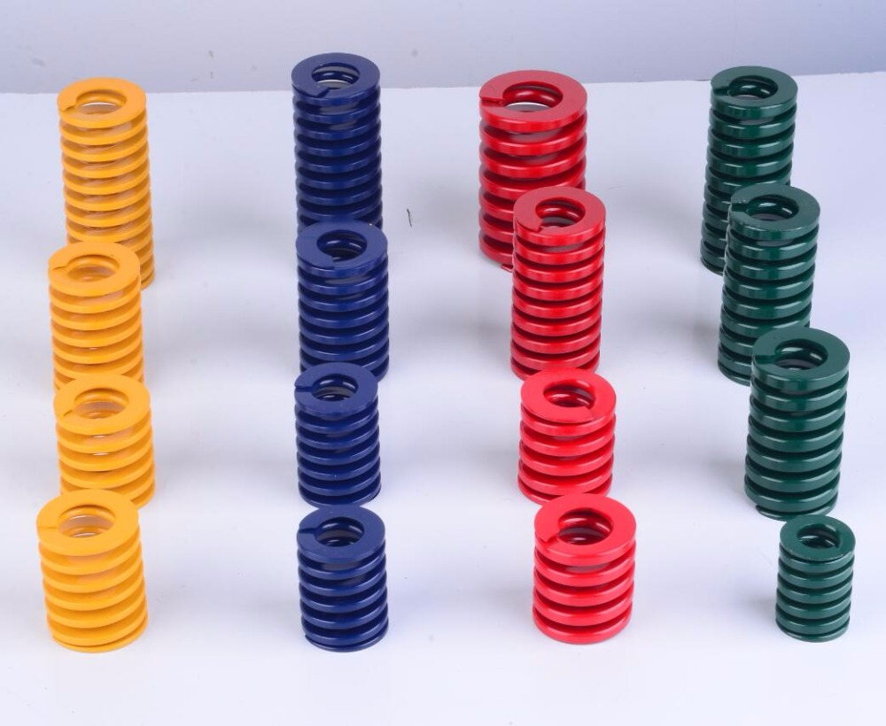 Mould and Die Compression Spring Plastic Injection Compression Die Mould Spring