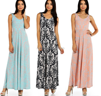 Lovely Sleeveless Maxi Dress,Latest Formal Dress Patterns,Casual ...