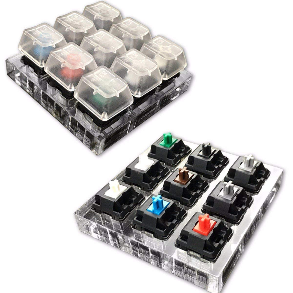 Buy KBDfans Mechanical keyboard Super Swith Tester 63