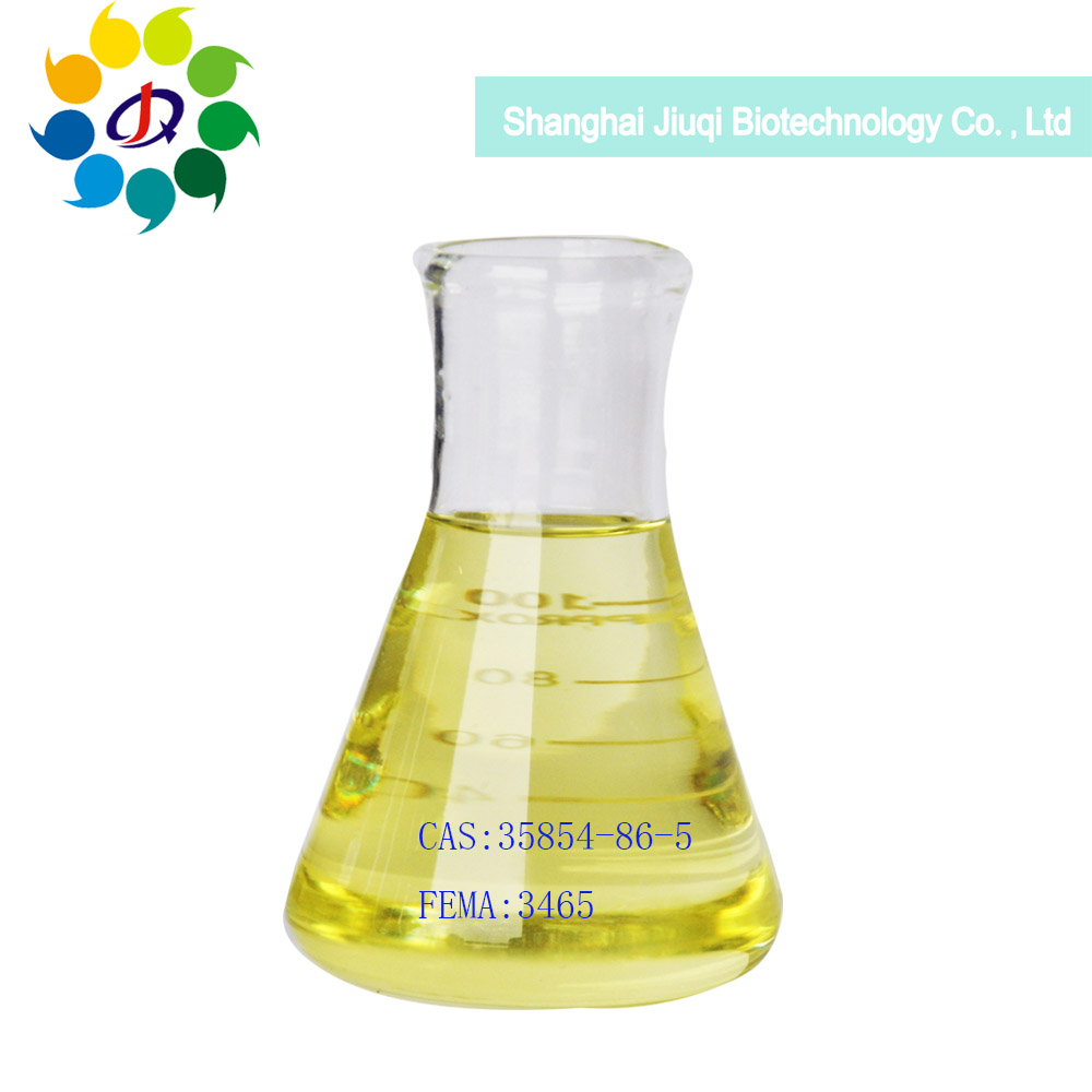 Synthetic Flavour and Fragrance 92% CAS:127-41-3 Ionone