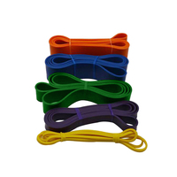 Latex Gym Rubber Resistance Fitness Elastic Band