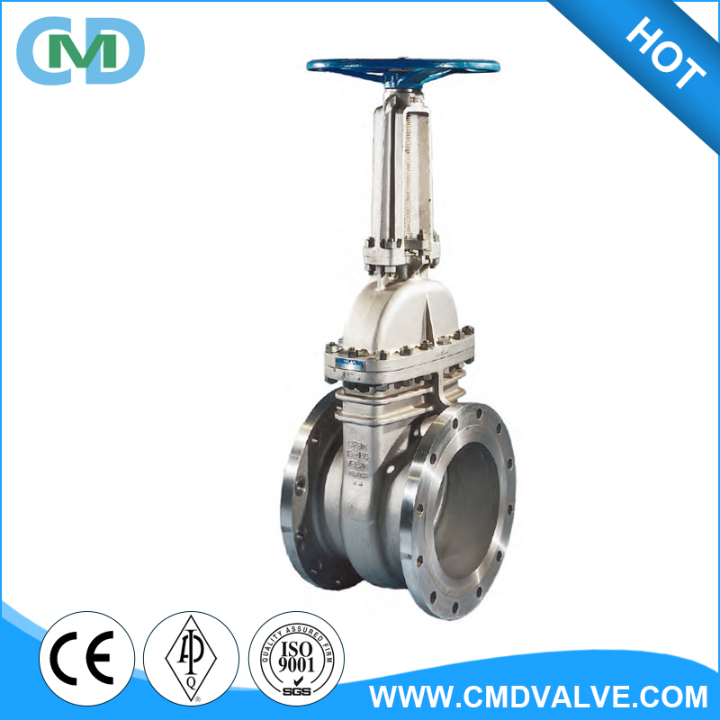 LPG Oil Gas Industry Wenzhou A216 WCB The Price Of 4-inch Gate valve