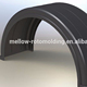 Made in China PE hard plastic truck fenders