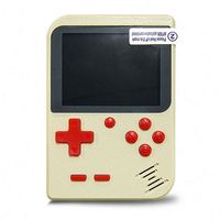Wholesale Price Retro Mini Handheld Video 168 Game Console 2.8 Inch Gaming Console With 168 Free Games Christmas Gift