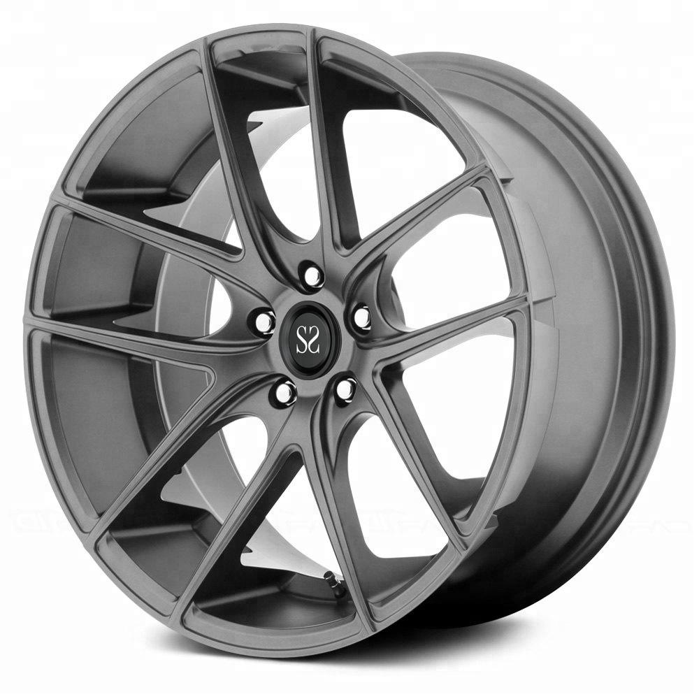 Jwl Via Saej2530 Standard Forged Wheels Rims Sport Rims