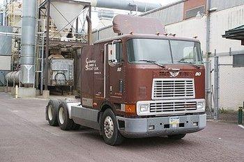 1989 International 9700 Truck