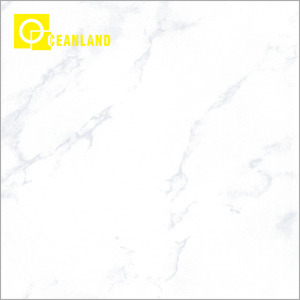 china exporters waterproof marble look bathroom gloss white wall tiles