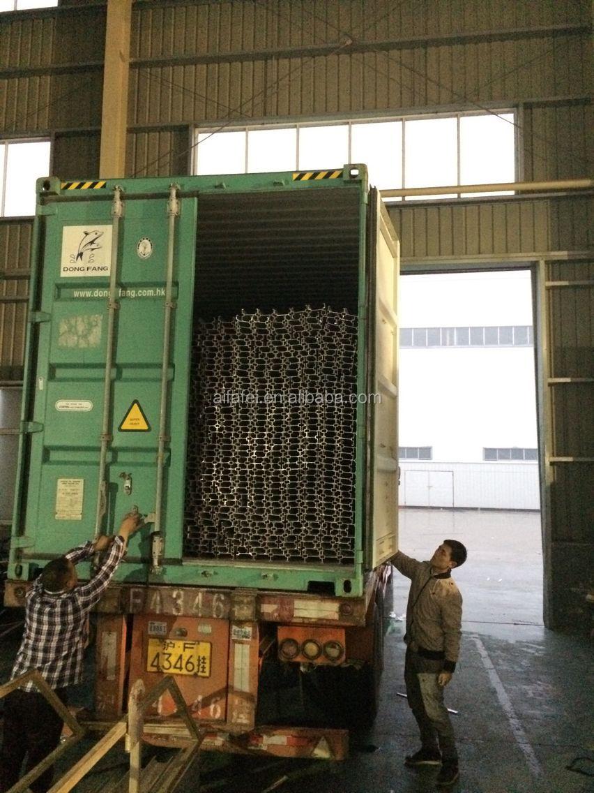 2017 China Supplier Hot Sale Extruded Aluminum H Beam/ Aluminum ...