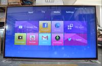 flat screen 85 inch 4K HDR TV wholesale