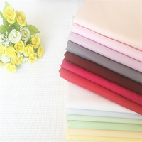 dyed 40s cotton fabric for bed sheet in roll