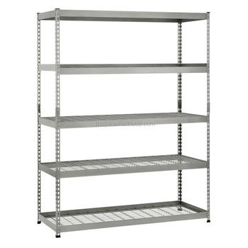 Sales Promotion Adjustable Industrial Stack Steel Shelves