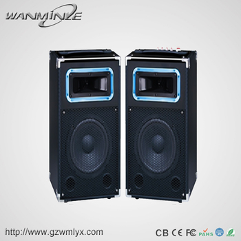 Cheap Price Popular Sound Wooden Cabinet Karaoke Sound System With ...