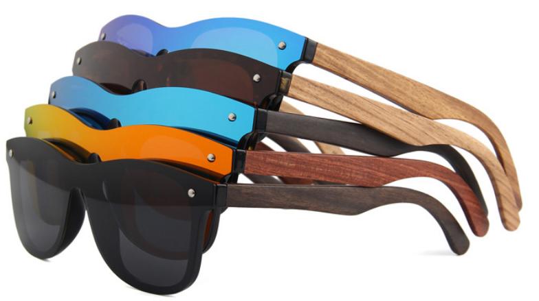 ef72391dab Good designed custom logo printed lens cheap pink pc sunglasses cat 3 uv400  sunglasses polarized wooden