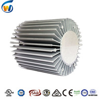 new technology custom extruded aluminum heat sink material