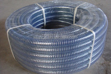 Weifang Alice Customized 1/2Inch To 2 Inch Clear PVC Steel Wire Reinforced/Strengthed Spring Hose