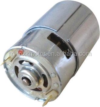 775 High Power High Torque Electric Dc Motor 6 24v Dc