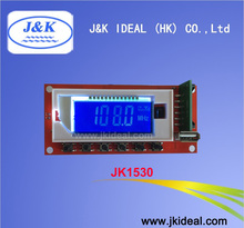 JK1530 MP3/WMA/<span class=keywords><strong>WAV</strong></span> lcd usb fm radio recorder mp3 audio decoder board