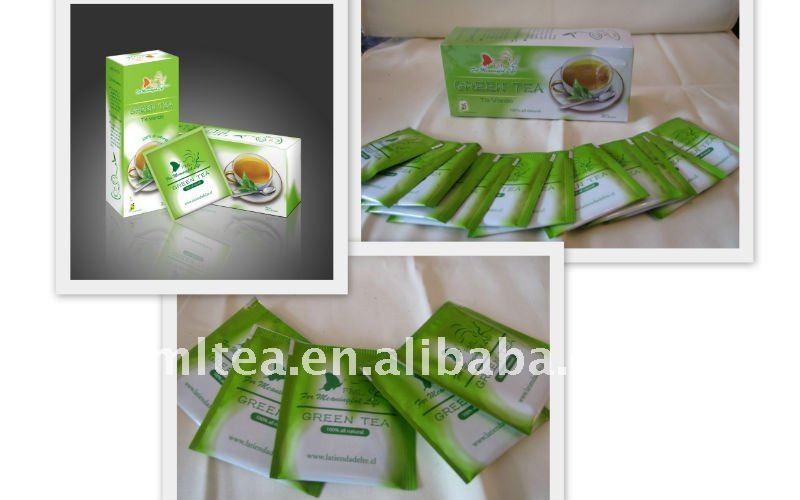 Organic Green Tea Teabag - 4uTea | 4uTea.com