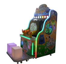 Elong Coin operated Redemption Games Ticket Arcade Games Amusement Games machine the Happy Water Gun