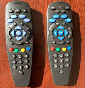 Tata Sky Dth Set Top Box Remote Controller learn functions India market