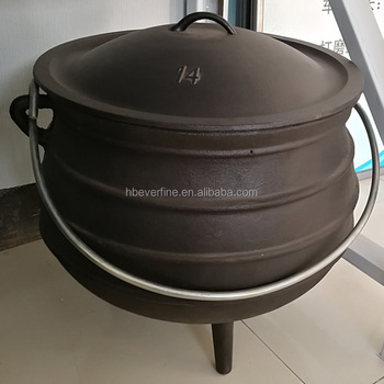 Gusseisen Kessel/potjie Topf - Buy Product on Alibaba.com