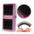 Wholesale 16rows Luxury Black Matte Faux Mink  Eyelashes extensions individual premium natural lashes