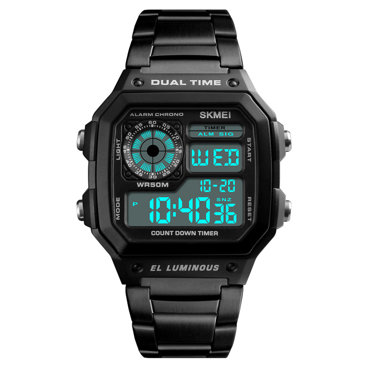 Instruction manual   q&q watch.