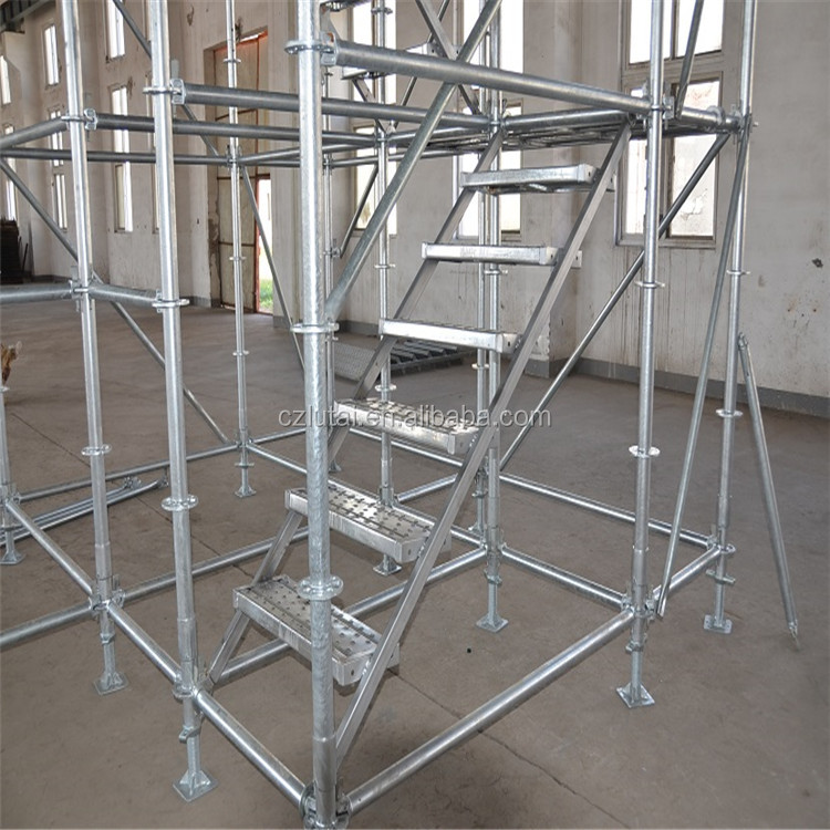 Aluminum bridge Scaffolding Sizes for Sale