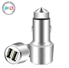 2.4A 1A Dual USB Car Charger Universal Mobile Phone USB Charger for iPhone 7 8 6 X Plus for Samsung S8