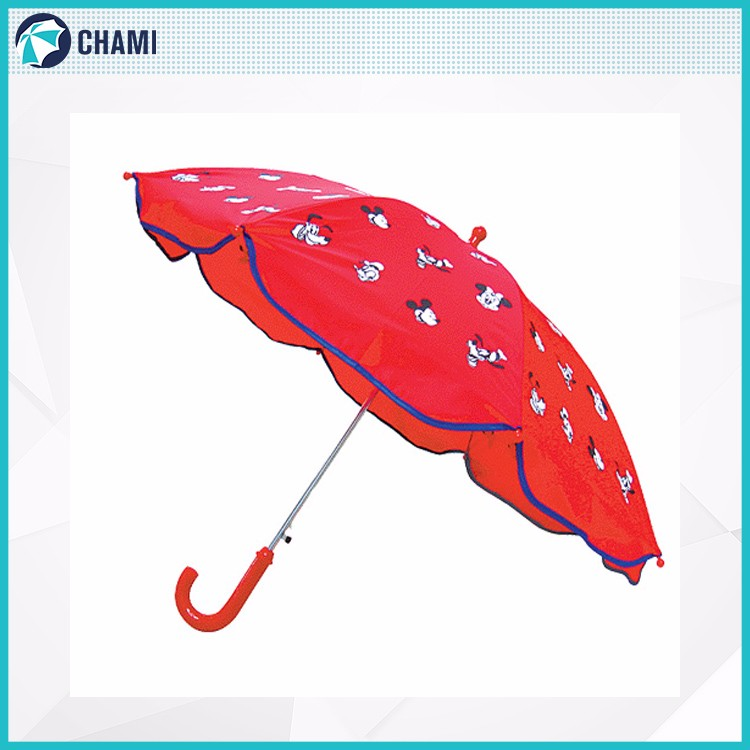 New model portable cheap factory price chinese made kids umbrella