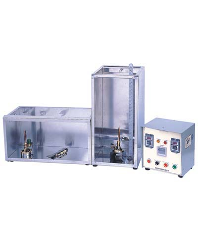 factory price fire protect test equipment flame test chamber