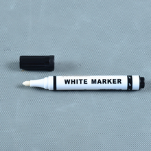 White Ink Permanent Marker