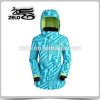 Manufactory OEM cheap top rated ski jackets
