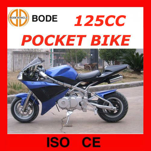 125CC 4 STROKE POCKET BIKE (MC-507)