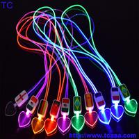 Christmas Light Led Cross Leave Heart Light Necklace - Buy Led ...