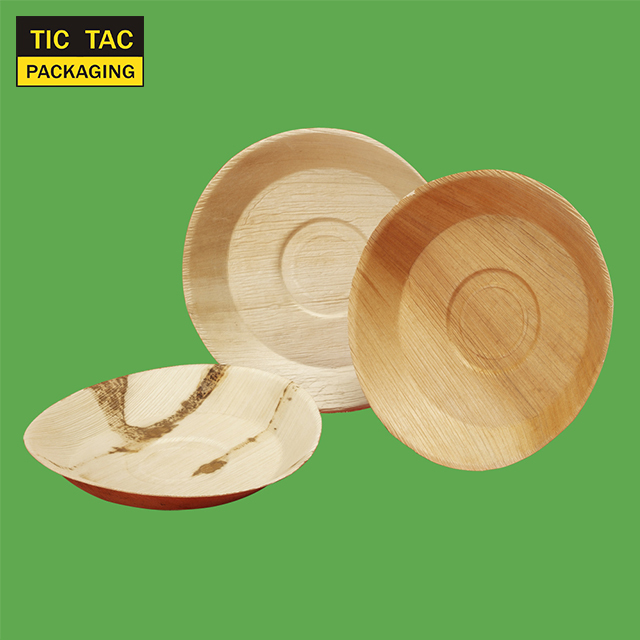 Round Acera Palm Leaf Plate Disposable Natural Leaf Plates & Buy Cheap China disposable natural leaf plates Products Find ...