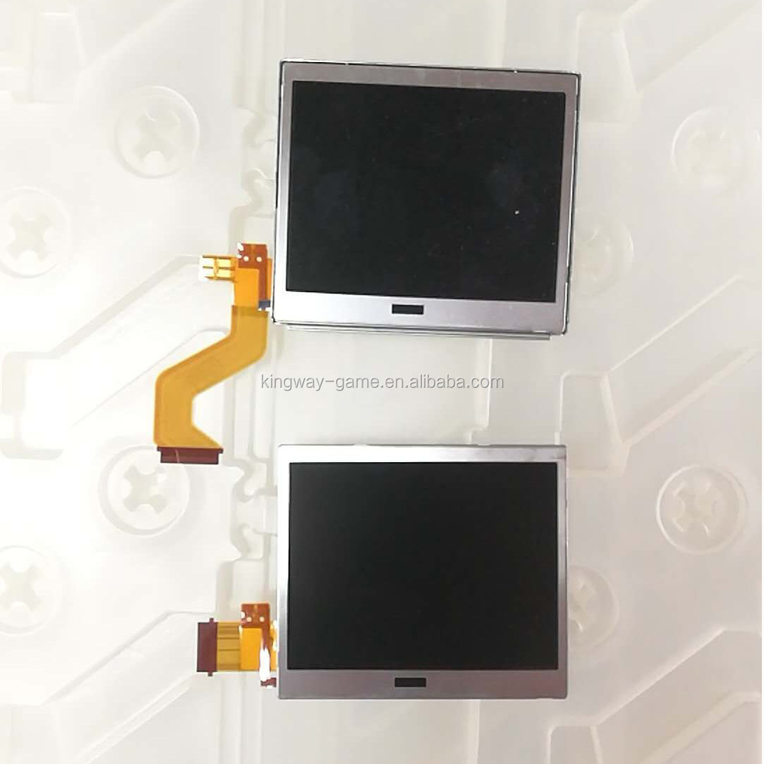 Original Top Bottom LCD Screen for Ds lite ndsl