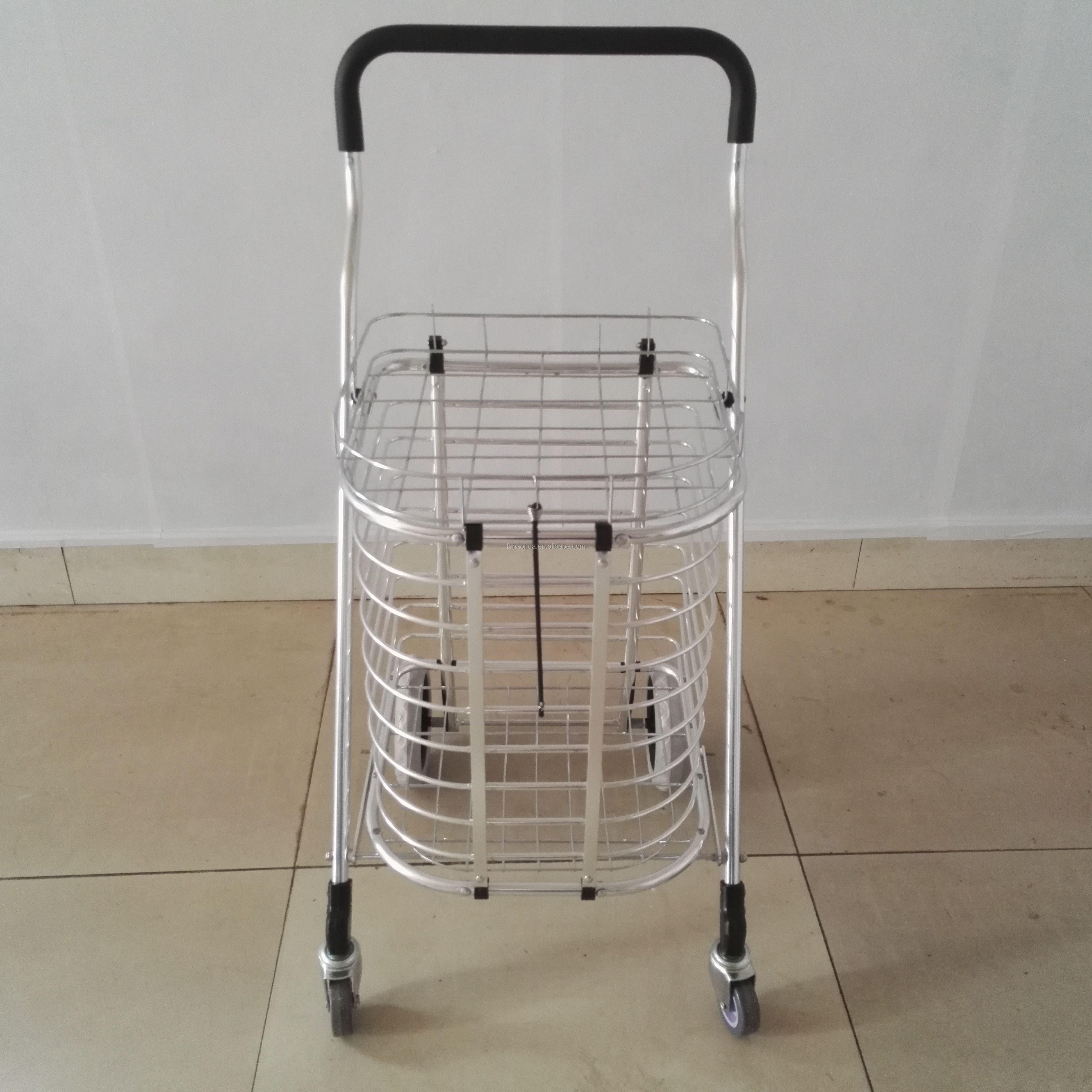 Aluminum Folding Ping Trolley