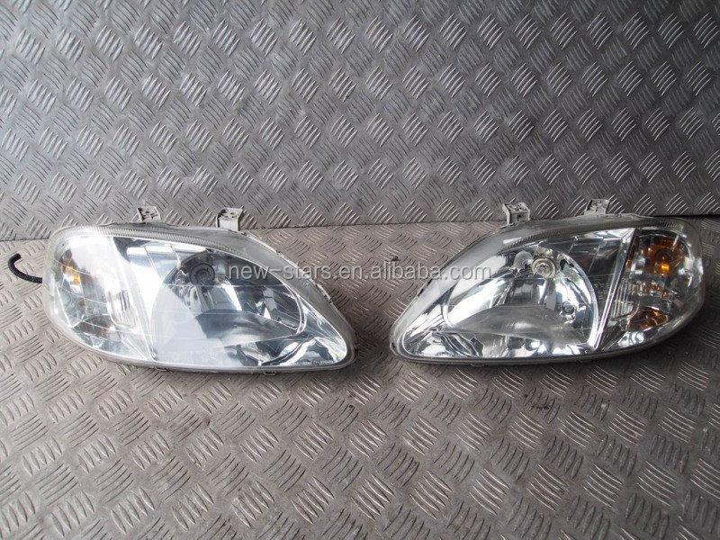 USED JDM 98 99 Ek EK3 EK4 EK9 TypeR Kouki Front Headlights Lights OEM