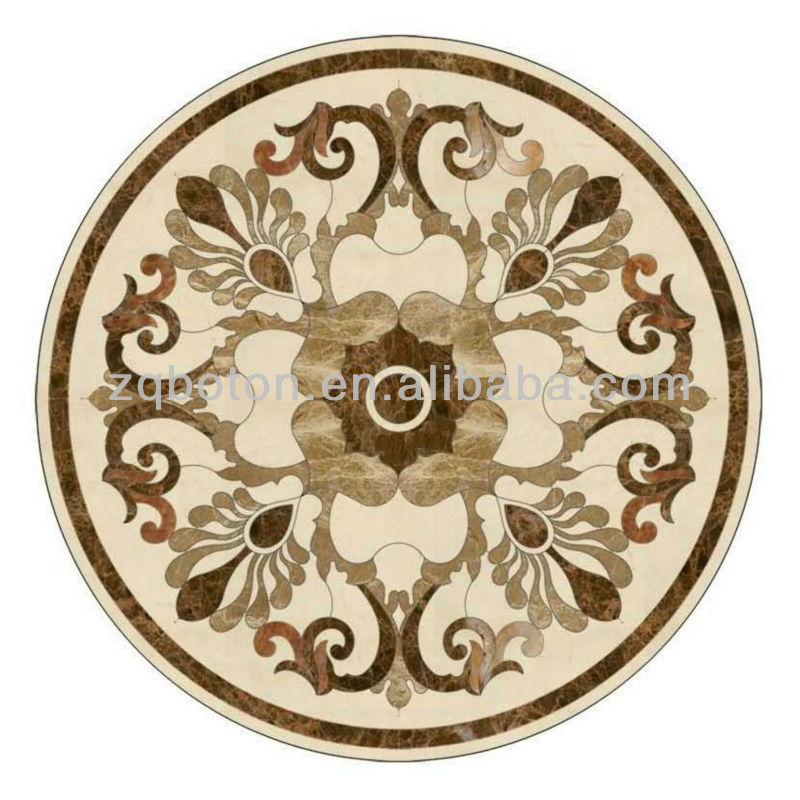 Marble Medallion Design Natural Marble