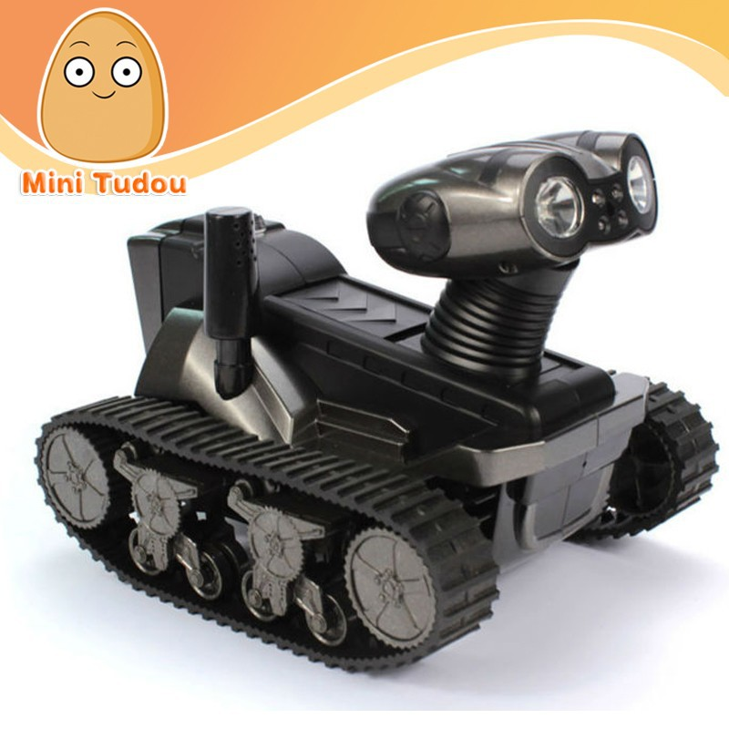 2014 Newest Spy Robot LT-728 Wifi Tank with camera Iphone/Ipad/Android Control Spy Tank