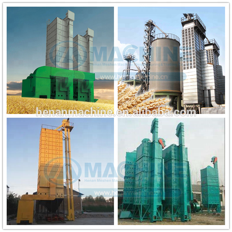 Heat wind paddy dryer machine price from Chinese supplier