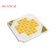 China Manufacturer High Power 12W+12W 24W Good Quality Changing Color CSP LED COB Chip for Photography Lighting/ Downlight