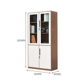 Storage Steel Swing Door Filing Cabinet Factory Direct 2 Door File