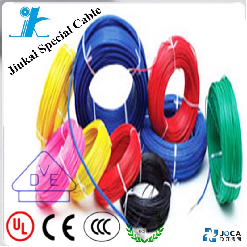 UL3122 300V covering fiberglass silicone rubber wire